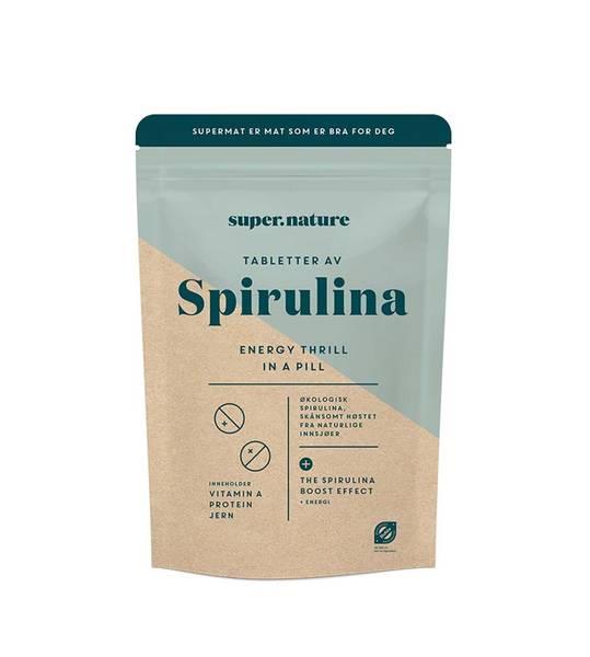 Supernature Spirulina 300 tabletter