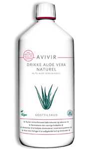 Bilde av AVIVIR Drikke Aloe Vera naturell 1000 ml