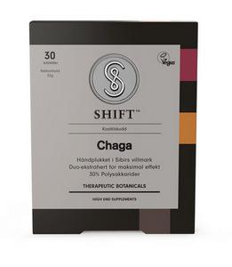 Bilde av SHIFT Chaga 30 tabletter