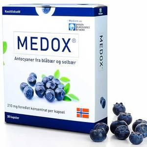 Bilde av Medox 30 kapsler