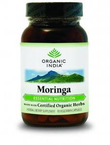 Bilde av Organic India Moringa 90 kapsler