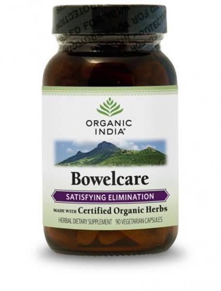 Organic India Bowelcare 90 kapsler