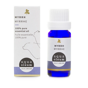 Bilde av Aqua Oleum Myrrh 100% eterisk olje 10 ml