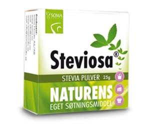 Bilde av Steviosa pulver 25g