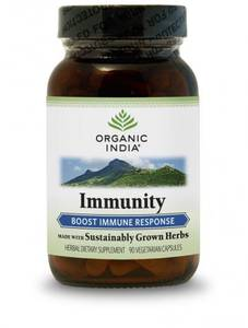Bilde av Organic India Immunity 90 kapsler