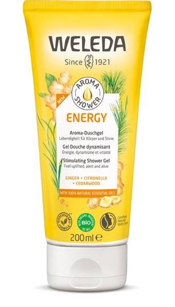 Weleda Aroma Shower ENERGY 200 ml