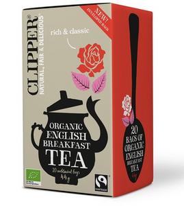 Bilde av Clipper Tea English Breakfast Black Tea