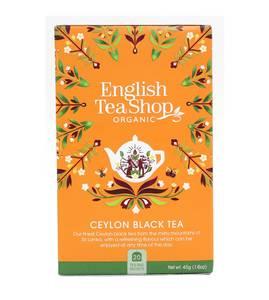 Bilde av English Tea Shop Ceylon Black Tea 20 poser