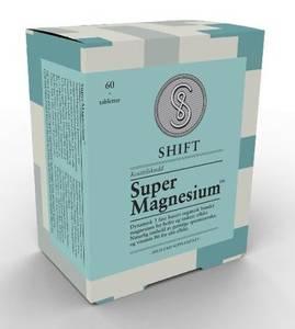 Bilde av SHIFT SuperMagnesium 60 tabletter