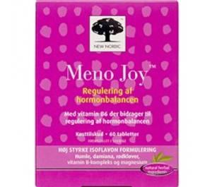 Bilde av Meno Joy New Nordic 60 tabletter